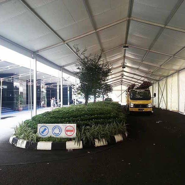 Loading Perlengkapan Tenda