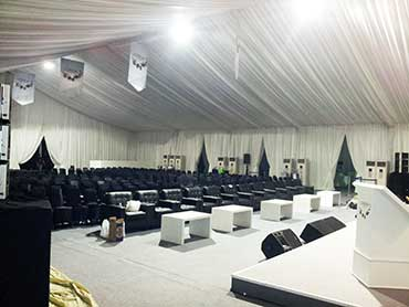 Tenda Roder VIP