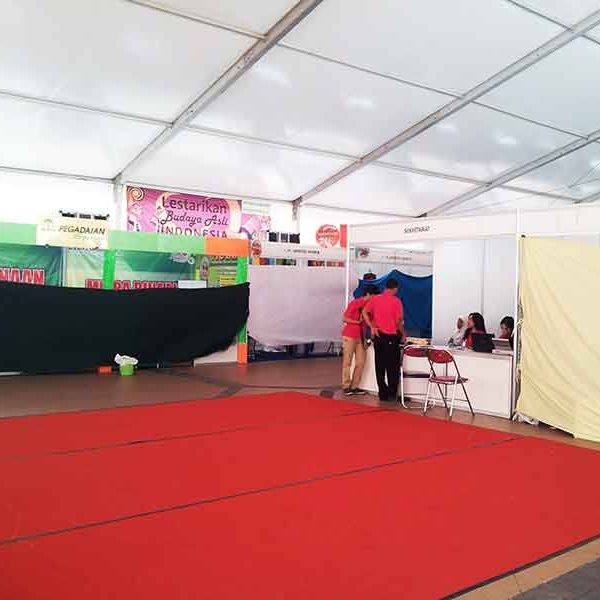 Persiapan Event Pameran