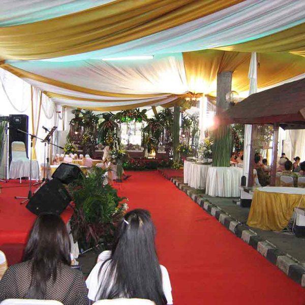 Tenda VIP Tertutup