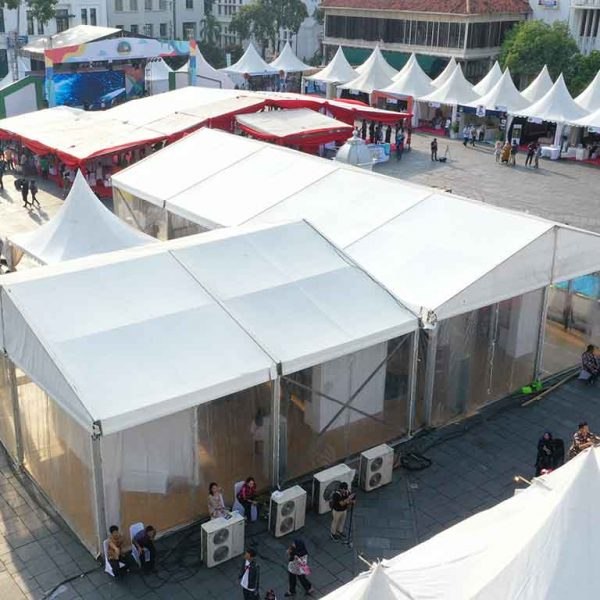 Tenda Roder Pameran