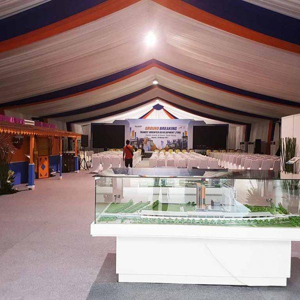 Tenda Roder VIP Jakarta